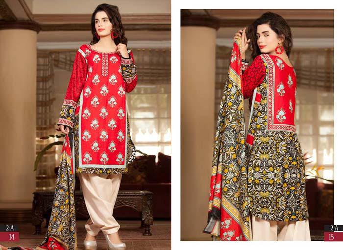 Khaddar shawl collection 2014-2015 by Shariq Textile (3)