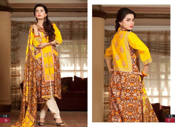 Latest Latest khaddar shawl vol.2 2014-2015 by Shariq Textile (3)