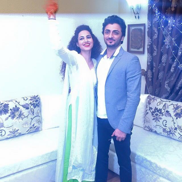 Annie khan 2nd Marriage Pics