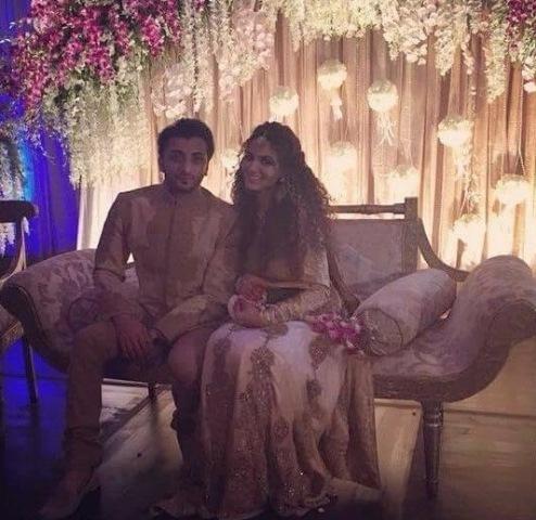Annie khalid Got Married Again