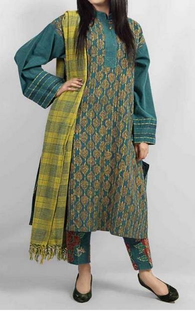 Winter kurta Design For Ladies