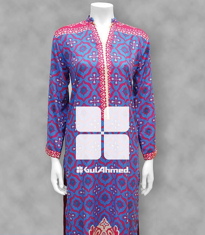 gul ahmad latest kurta collection for girls