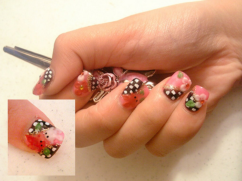 beautiful nails art pictures