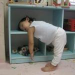 little baby sleeping funny photos