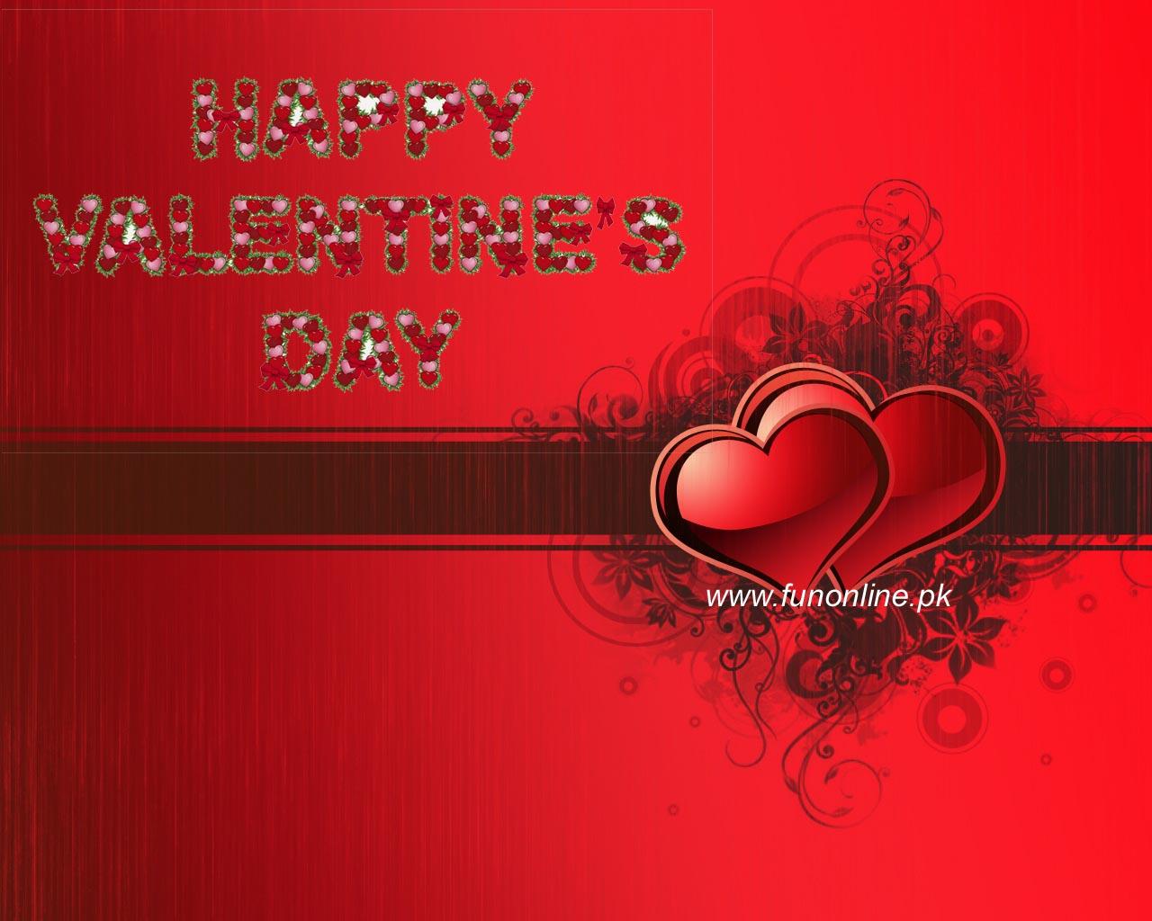 happy valentine day sms
