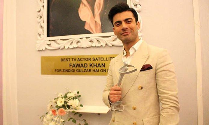 best tv actor fawad khan
