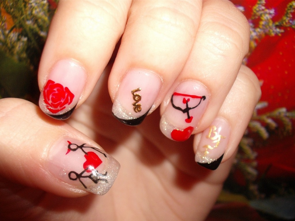 latest nail art for nail art lovers