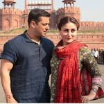 salman khan with karina kapoor