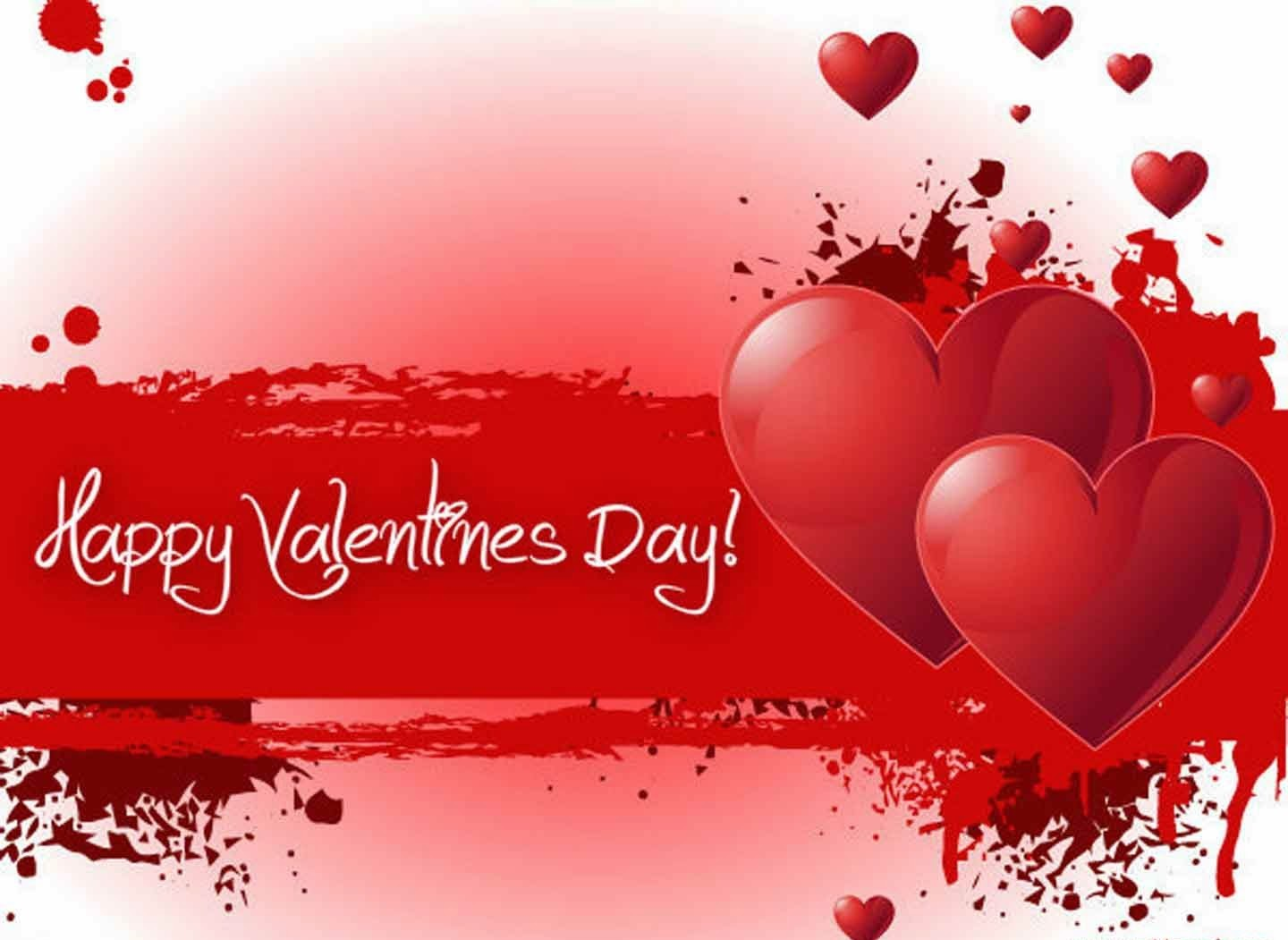 happy valentine day celebrations