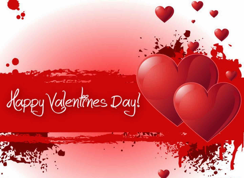 happy valentine day celebrations