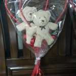teddy bear gift for valentine day 2015