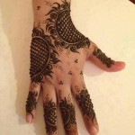 latest mehndi desings 2015