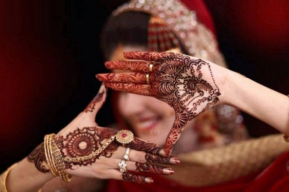 latest & beautiful mehndi designs 2015 for girls