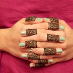 henna mehndi desings for fingers