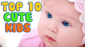 top 10 cute babies