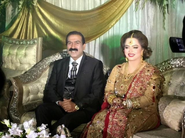 madiha shah wedding