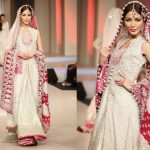 pakistani bridal dress designs 2015