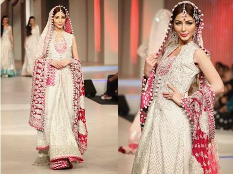 latest bridal dresses 2015