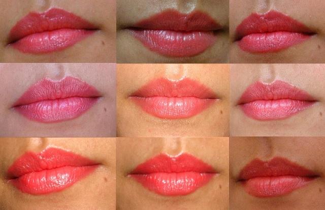 latest lipstick designs 2015