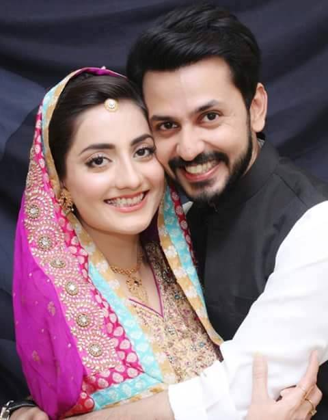 Bilal Qureshi and Uroosa Qureshi wedding pictures