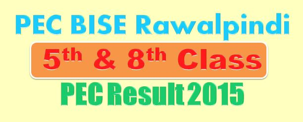 Online 8th Class Result 2015 Punjab Examination Commission