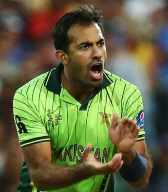 Wahab Riaz Got Emotional after Pakistan's Defeat