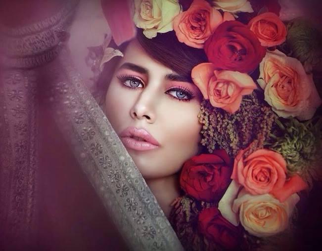 actress  model ayyan ali in jail