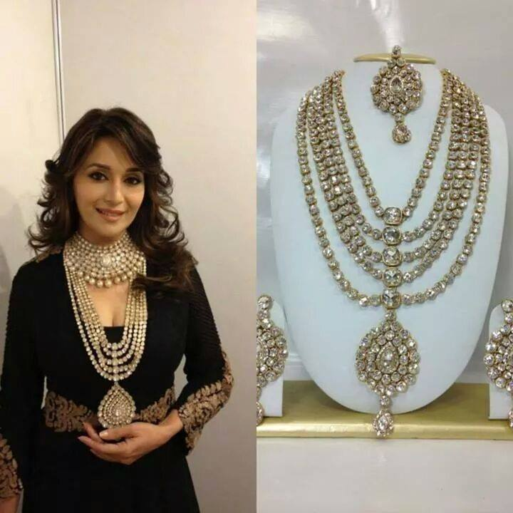 gold jewelry sets designs 2015