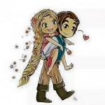 romantic facebook dpz for girls & boys
