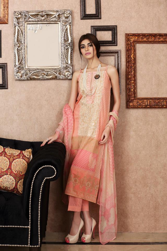 Khaadi Lawn dresses