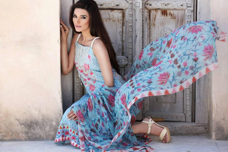 Khaadi Lawn Ladies dress