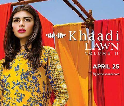 Khaddi Lawn Volume II Dresses 2015