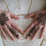 children mehndi designs 2015
