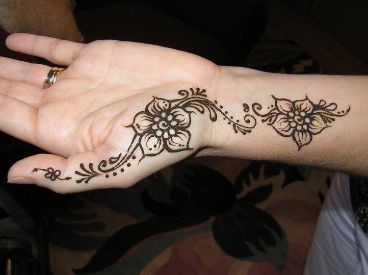 hands mehndi designs
