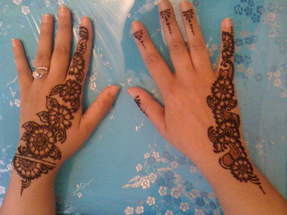latest henna mehndi designs 2015