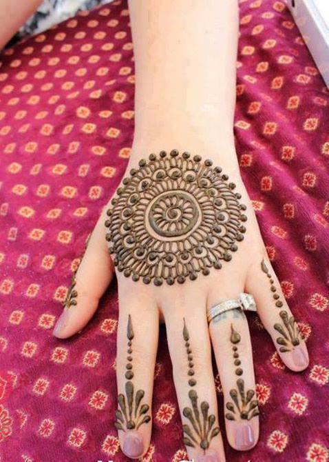 latest mehndi desings 2017 for girls