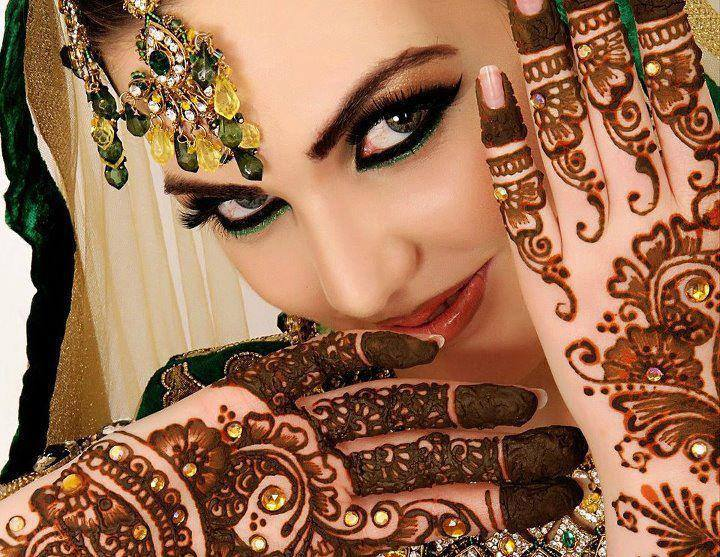 mehndi designs for ladies 2015