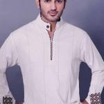 Latest-Fashion-Trends-of-Men-Kurtas-for-Eid-Ul-Fitr-2015-webstudy.pk
