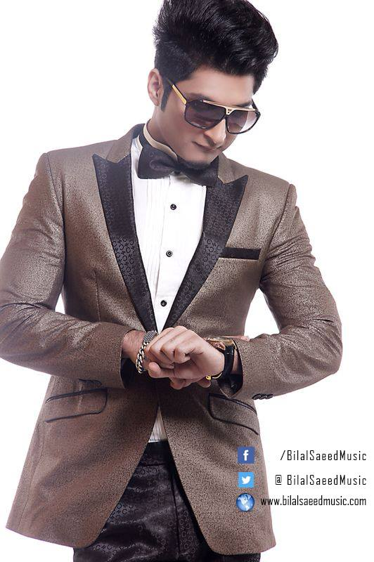 bilal saeed biography