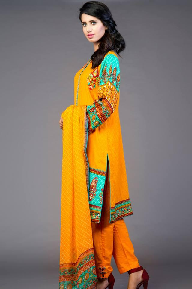 alkaram eid kurtas with beautiful desings-webstudy.pk