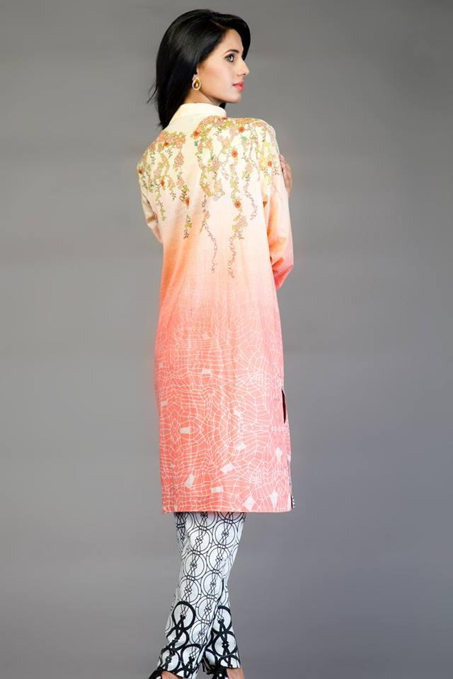 beautiful eid dresses for girls 2015
