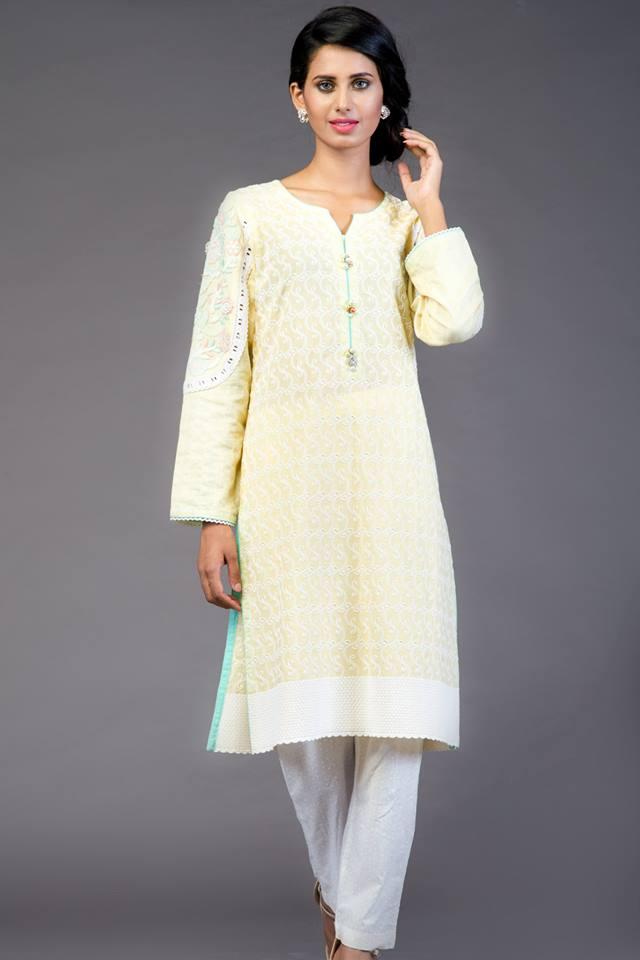 eid kurtas for girls 2015-webstudy.pk