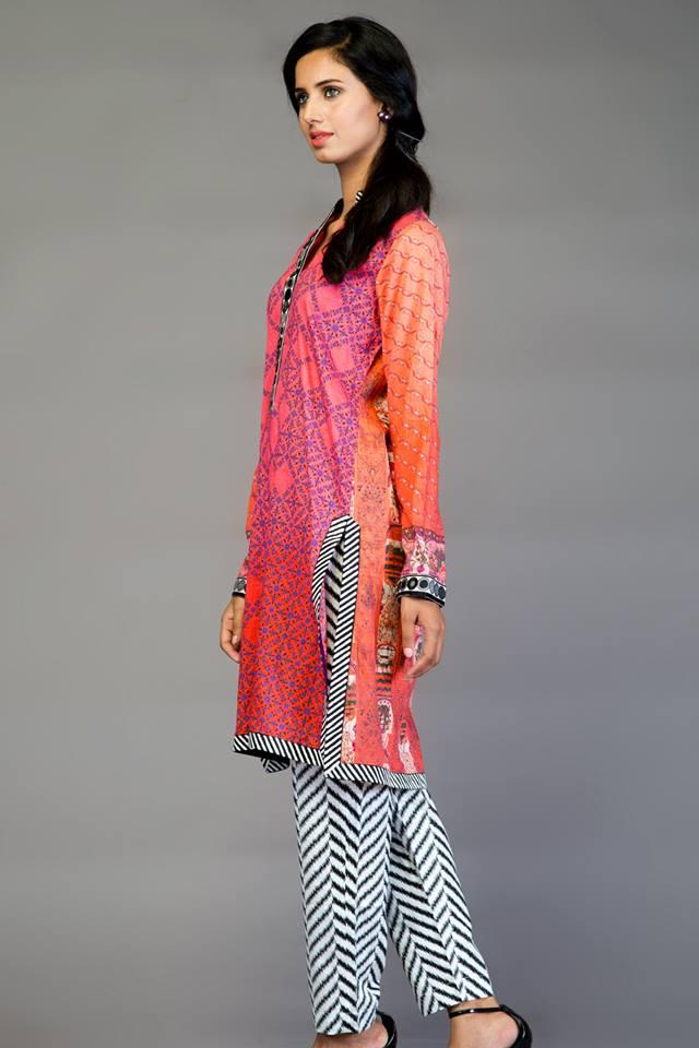 latest beautiful kurta designs-webstudy.pk