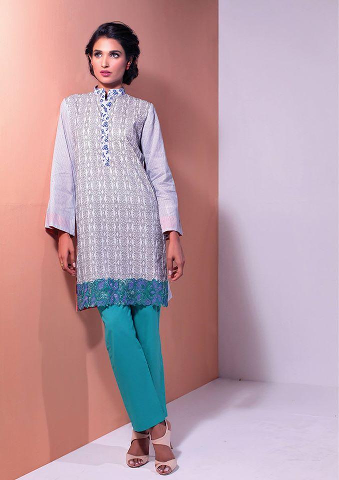 latest kurta for girls 2015-webstudy.pk
