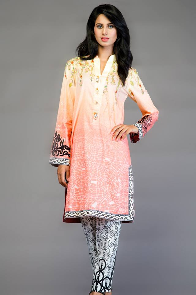 style eid dresses for ladies for 2015