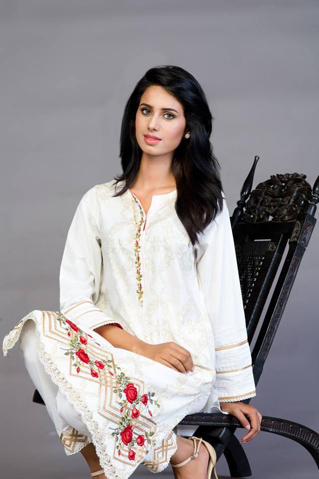 stylish eid kurtas for girls 2015-webstudy.pk