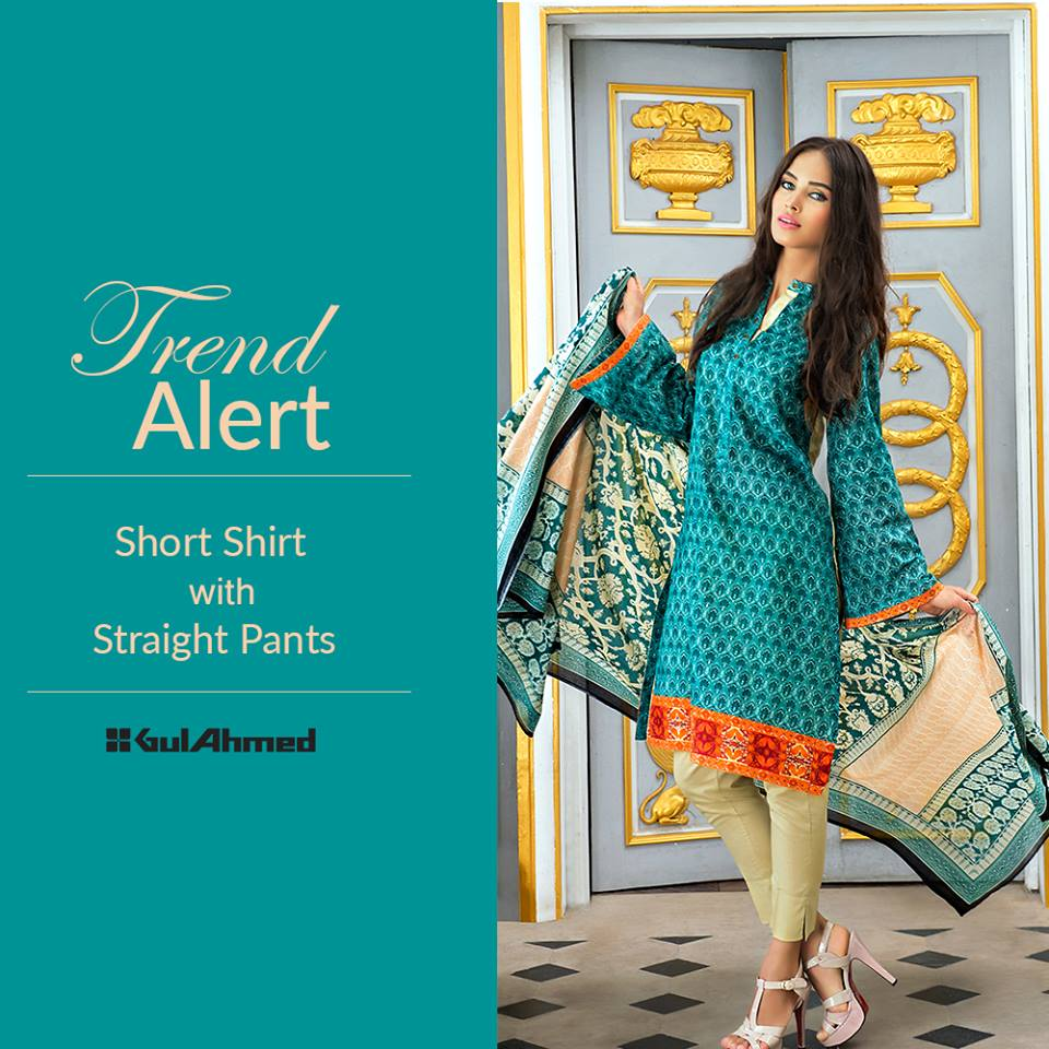 gul ahmad beautiful dresses-webstudy.pk