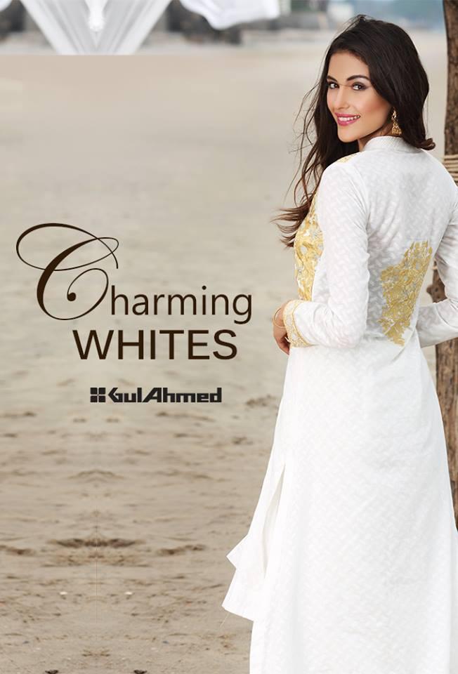 gul ahmad fashion brand new kurtas-funonlnie.pk