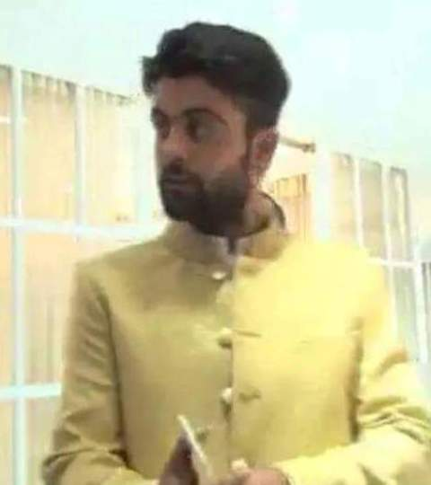 Ahmed Shehzad marriage Photos