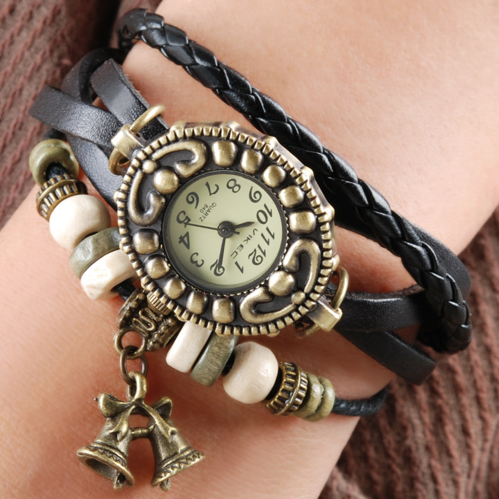 2 pack of braclet watches-webstudy.pk